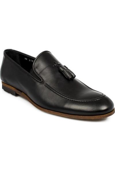 Greyder 61333 Klasik Siyah Erkek Ayakkabı
