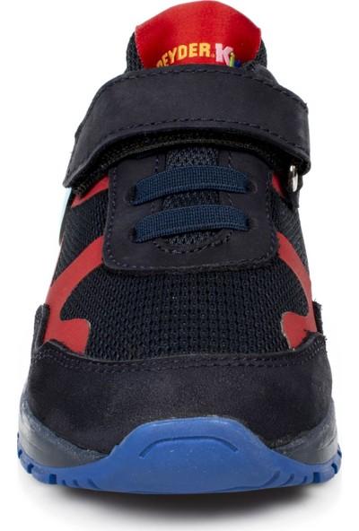 Greyder 71358 Bağlı Lacivert Çocuk Spor Ayakkabı