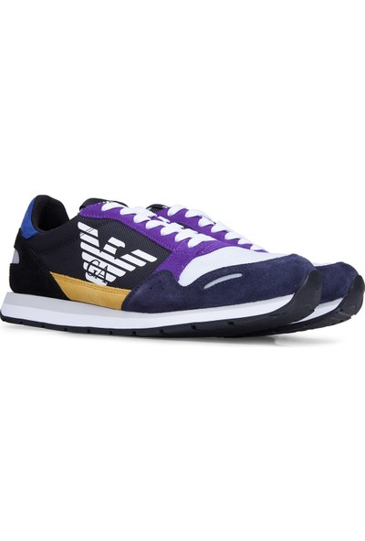 Emporio Armani Erkek Ayakkabı S X4X215 Xl200 A007