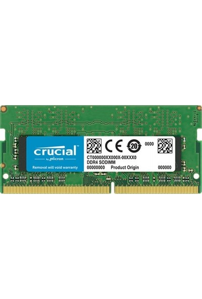 Crucial 4GB 2666MHz DDR4 Ram CT4G4SFS8266