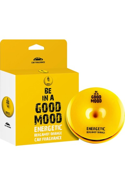 BGM Good Mood Energetıc Bergamot Orange Koku 030.03.044102