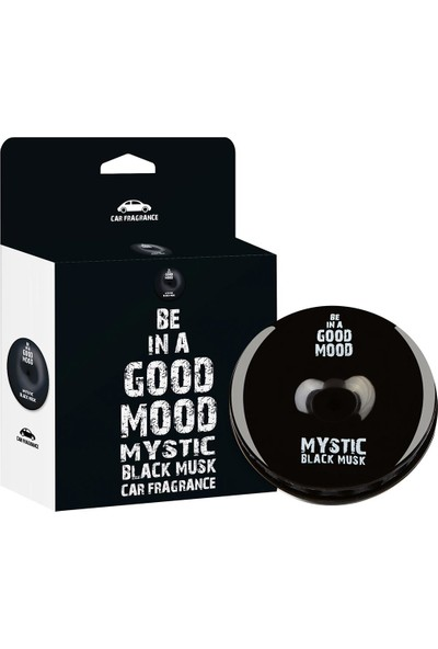BGM Good Mood Mystıc Black Musk Koku 030.03.044098