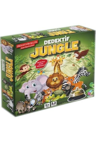 Hobi Eğitim Dünyası Dedektif Jungle Zeka Oyunu