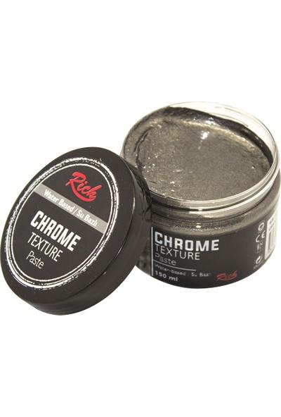Rich 9214 Chrome Texture Pasta 150 cc Granit