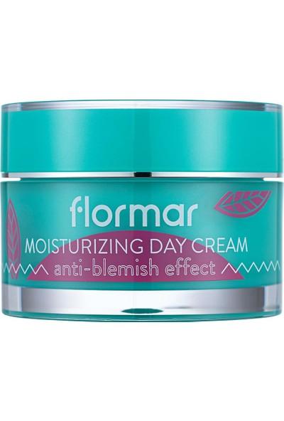 Flormar Sivilceli ciltler için Moisturizing Day Cream 003