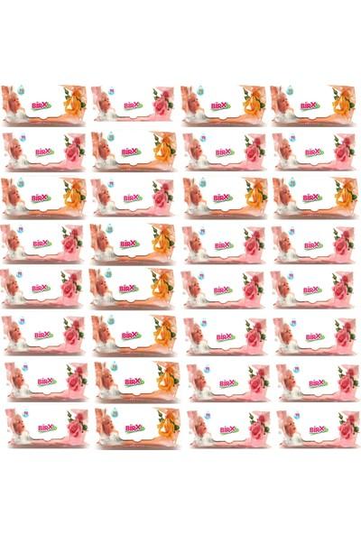 Birx Kapaklı Islak Havlu 90 Yapraklı x 32 Paket