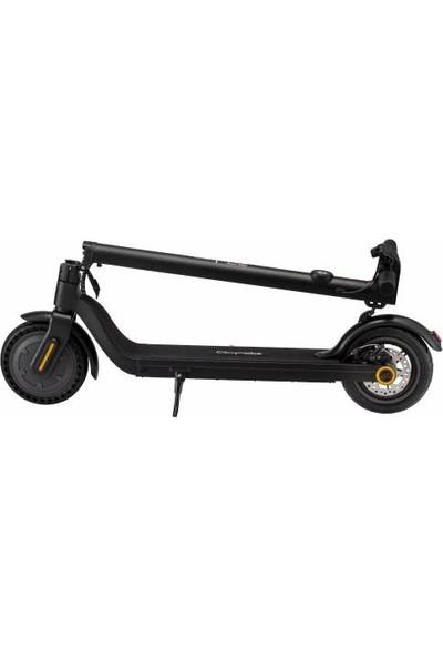 Citymate Gold 350W Elektrikli Scooter 8.5 Inch E-Scooter Bluetooth - Siyah