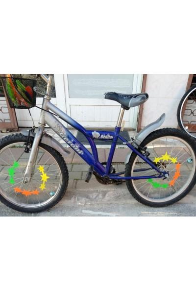 Hsgl Bisiklet Üçlü Yıldız Süs
