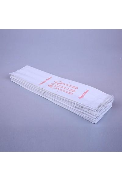 Ekokap Çatal Kaşık Bıçak Sunum Kese Kağıdı 1 kg