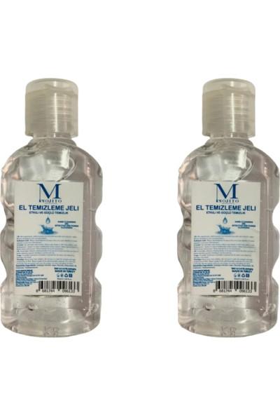 Mojito El Dezenfektanı Temizleme Jeli 50 ml x 2 Adet