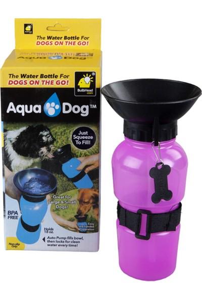 Aqua Dog Içirme Hazneli Seyahat Suluğu