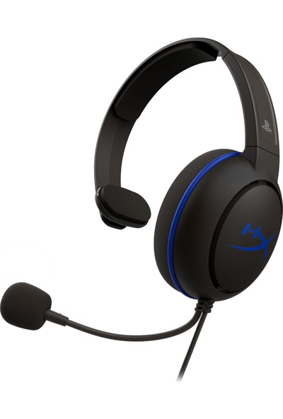 HyperX Cloud Chat Kulaklık PS4 HX-HSCCHS-BK/EM