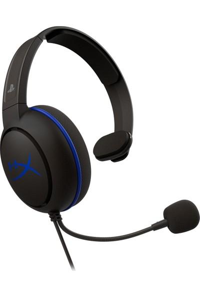 HyperX Cloud Chat Kulaklık PS4 HX-HSCCHS-BK/EM
