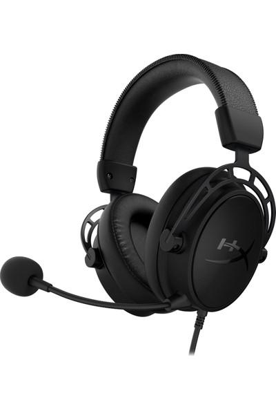 HyperX Cloud Alpha S Kulaklık Siyah HX-HSCAS-BK/WW