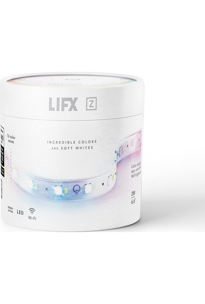 Lifx Z Lightstrip Wi-Fi Akıllı LED Ayarlanabilir Işık Şeridi Rgb 2 M