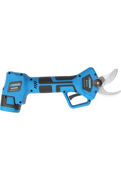 Ferrino Akülü Budama Makası 35 mm FRN-N803 Blue Power