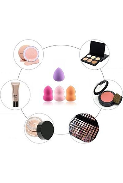 Makeup Time Makyaj Süngeri 4 Lü Set