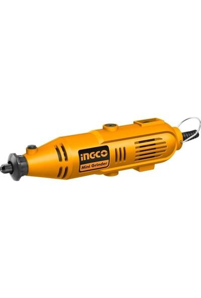 İngco MG1309 Gravür Taşlama Hobi Seti 130 W 52'li