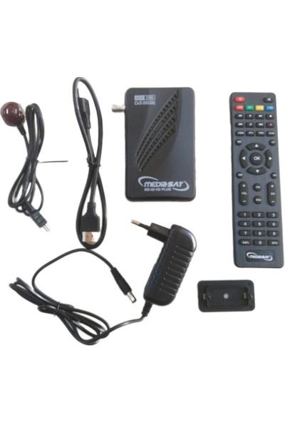 Mediasat Ms-50 Hd Plus Mini Hd Uydu Alıcı 1080P Full Hd