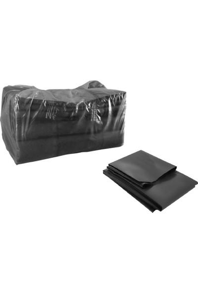 Ecokap Dökme Çöp Poşeti Siyah 80 cm x 110 cm 1 kg