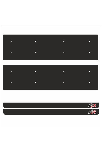 Appcity Fr Logo Tamboy Pleksi Plakalık (2 Adet)