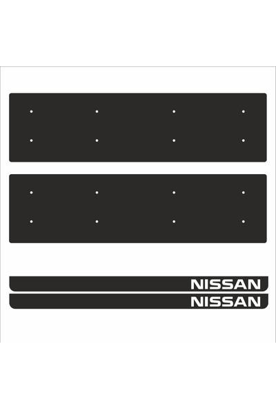 Appcity Nissan Tamboy Pleksi Plakalık (2 Adet)