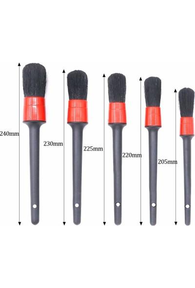 Sgcb Detail Dash Brush Detay Fırçası Seti 5 'li