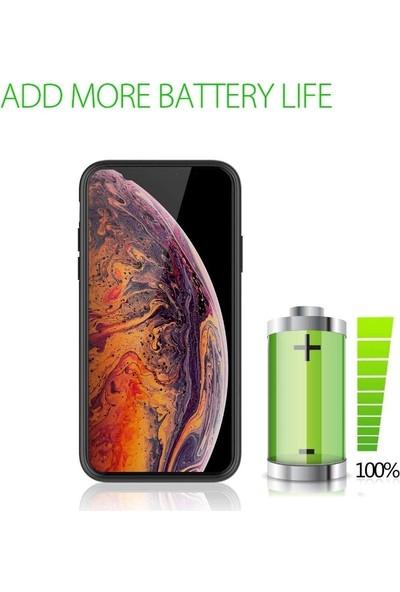 Tbkcase iPhone 11 Pro Şarjlı Kılıf Siyah