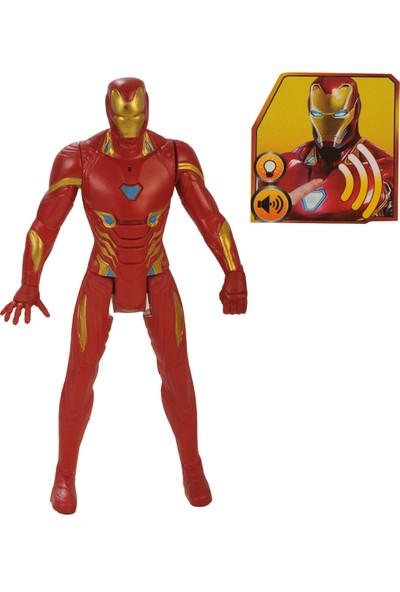 Can Ali Toys Avengers Union Legend Ironman Demir Adam Figür