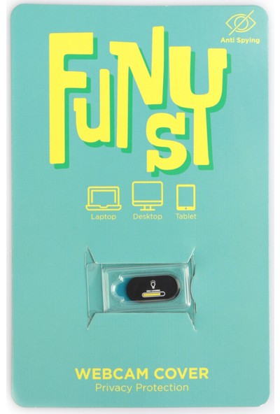 Funsylab Webcam Cover | Idea Loading Mini