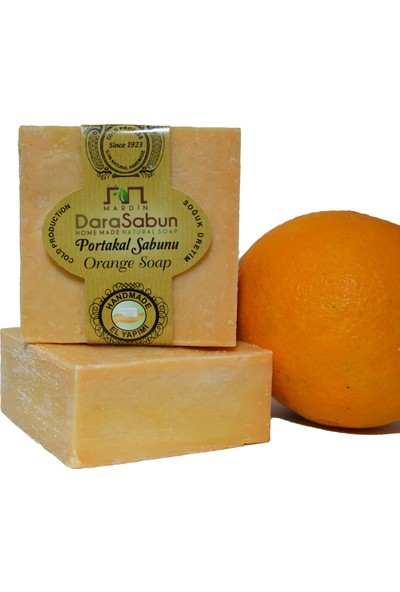Dara Sabun Doğal Portakal Sabunu 140 gr