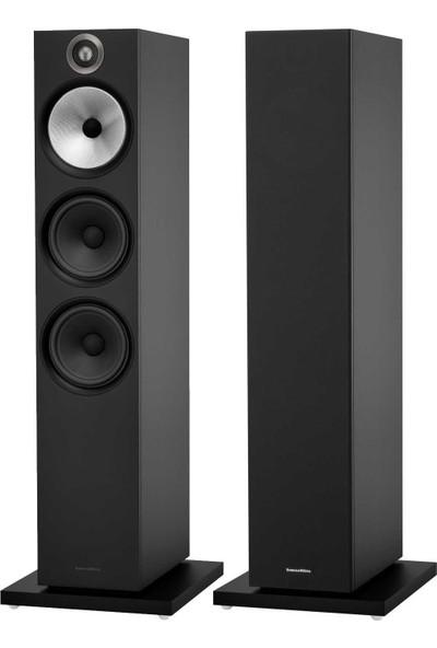 Bowers & Wilkins 603 Siyah Kule Tipi Hi-Fi Hoparlör Sistemi