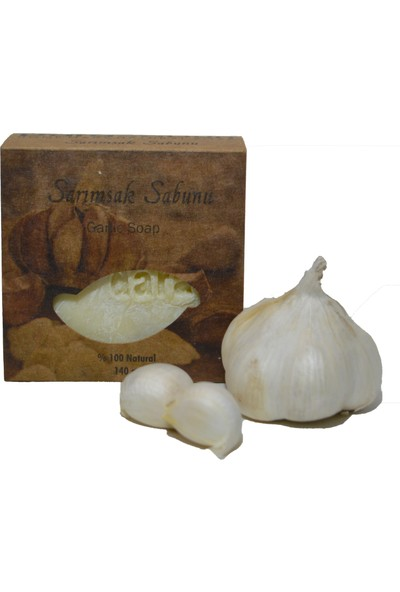 Dara Sabun Doğal Sarımsak Sabunu 140 gr