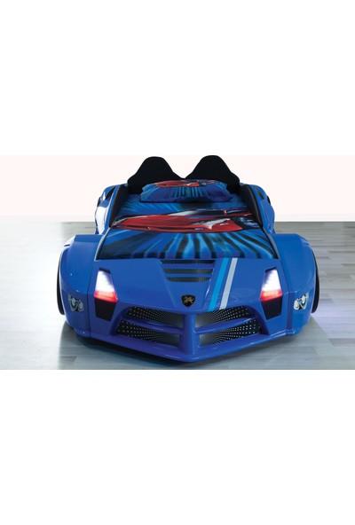 Kaju Carbed Carbed Luxury Full Mavi