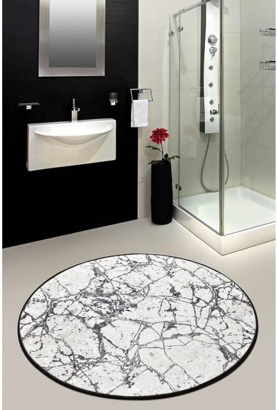 Chilai Home Marble Beyaz Djt Çap 100 Cm