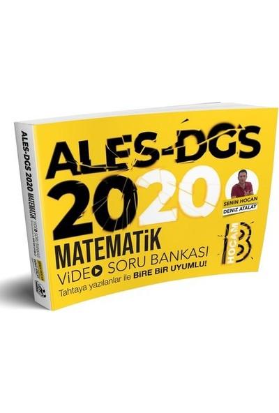 Benim Hocam Yayınları 2020 Ales Dgs Matematik Video Soru Bankası