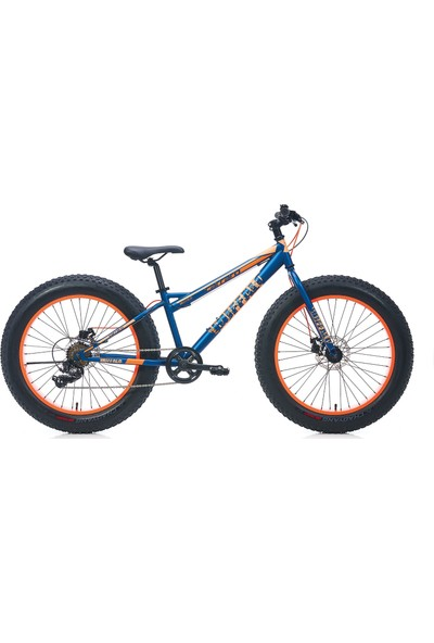 Carraro Buffalo 24 M.disk Fren 24 Jant Özel Üretim Bisiklet
