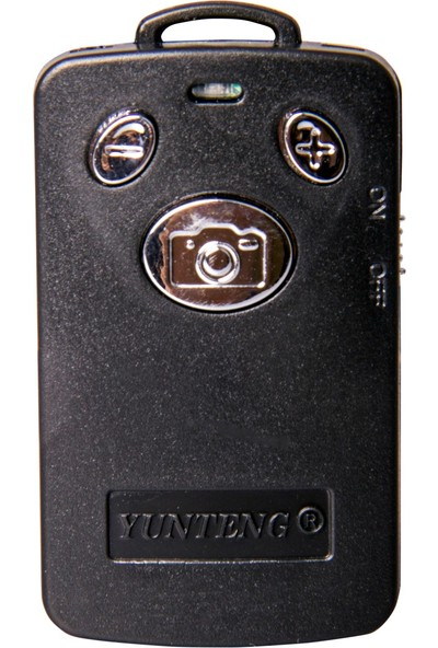 Yunteng 1288 Bluetooth Kumandalı Profesyonel Monopod Selfie Çubuğu