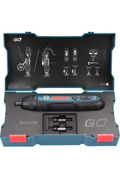 Bosch Go Iı Akülü Vidalama - 06019H2100
