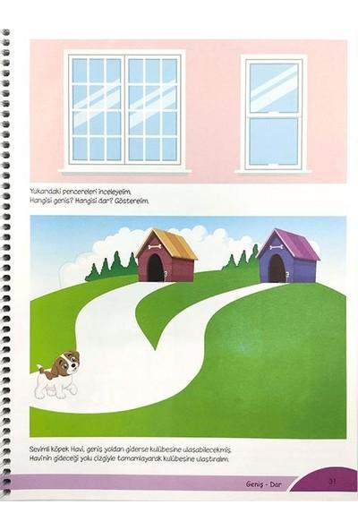 Benim Adım Kavramlar Okul Öncesi Kitap