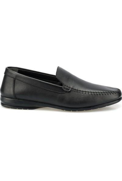 Polaris 102039.M Siyah Erkek Klasik Ayakkabı