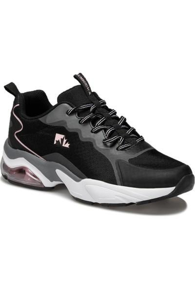 Lumberjack Grındel Wmn Siyah Kadın Sneaker Ayakkabı