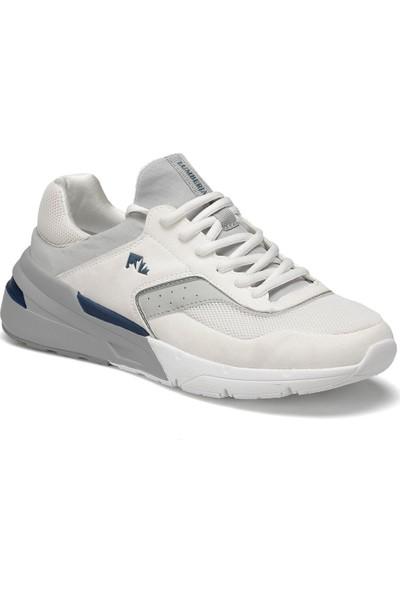 Lumberjack Hank Beyaz Erkek Sneaker Ayakkabı
