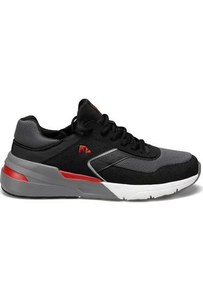 Lumberjack Hank Siyah Erkek Sneaker Ayakkabı