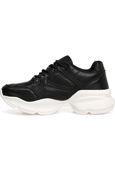 Nine West Randy Siyah Kadın Sneaker Ayakkabı