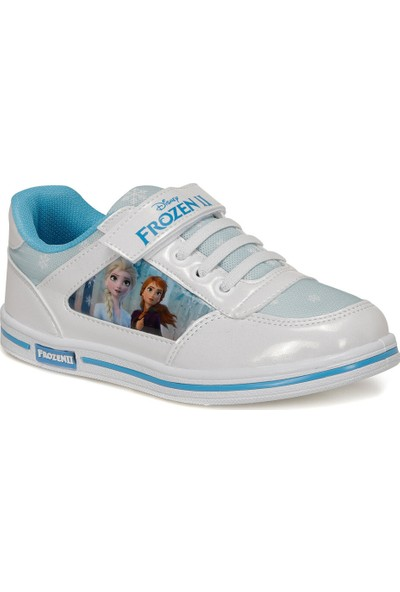 Frozen Hazel.F Beyaz Kız Çocuk Sneaker Ayakkabı