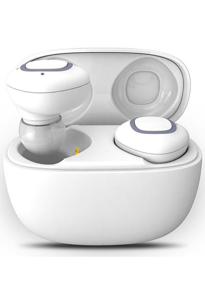 WZ Tws Kablosuz Bluetooth Kulaklık Stereo Kulaklık
