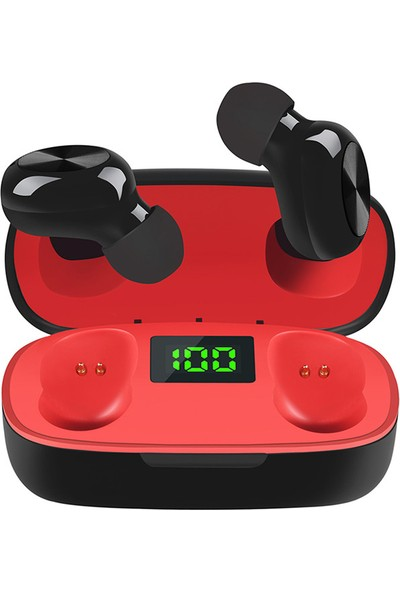 WZ Kablosuz Kulaklıklar Bluetooth 5.0 Kulaklık TWS