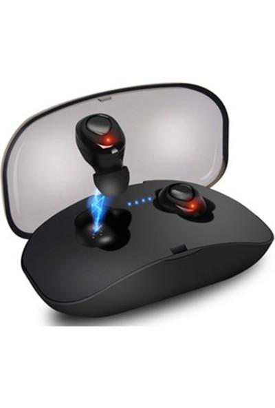 WZ Bluetooth 5.0 Kablosuz X18 TWS Kulaklık