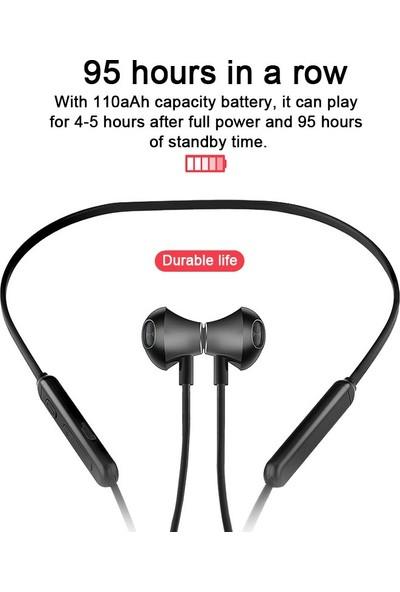 WZ Kablosuz Spor Bluetooth 5.0 Stereo Ağır Bas Kulaklık
